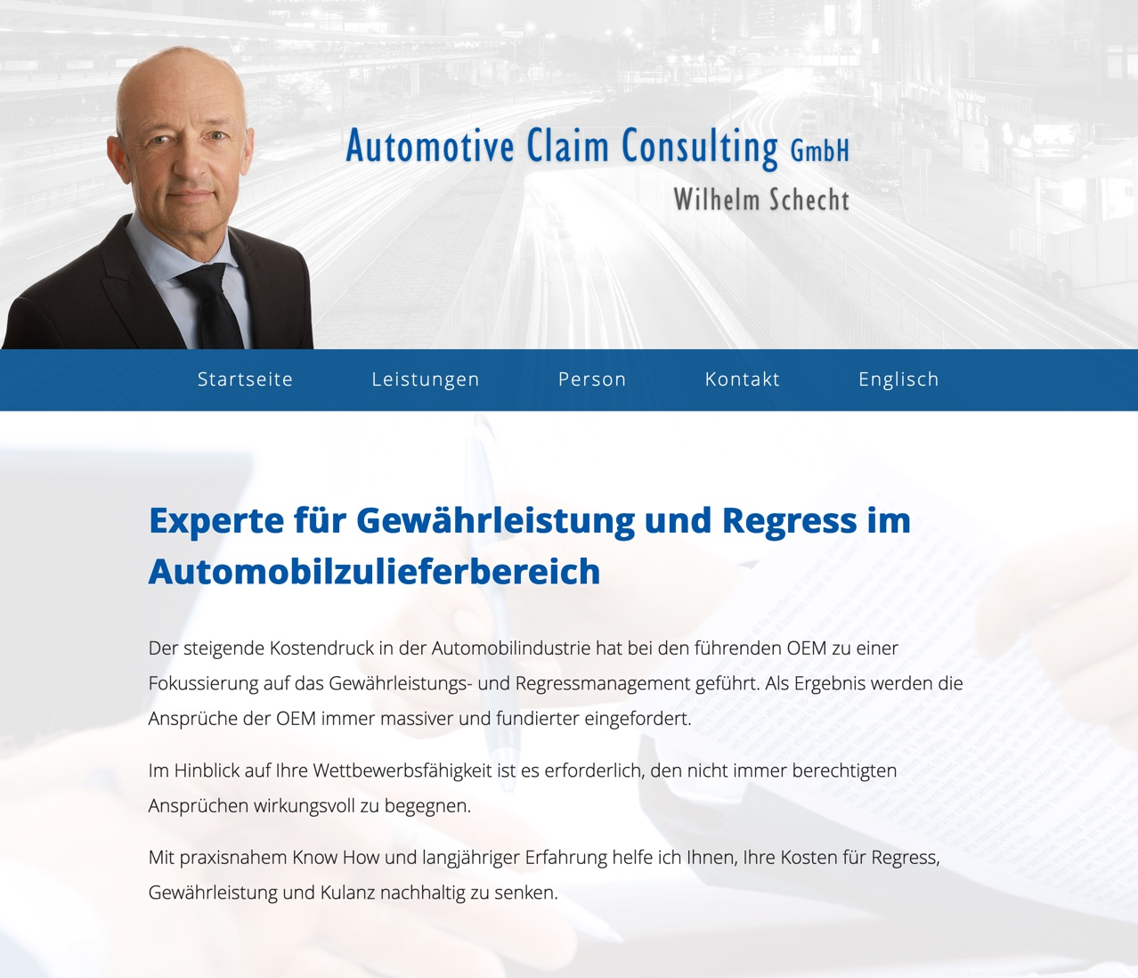 Automotive Claim Consulting GmbH